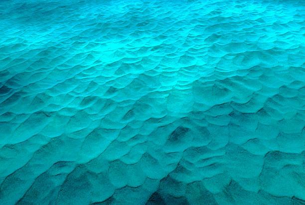 Unterwasser-Sand – Foto