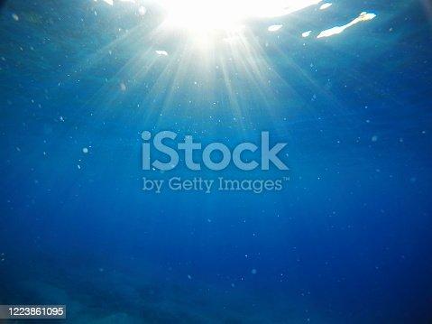 665352250 istock photo Underwater sea 1223861095