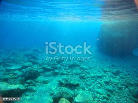 665352250 istock photo Underwater sea 1223862792