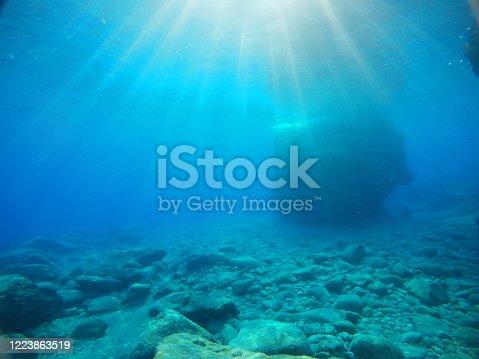 665352250 istock photo Underwater sea 1223863519