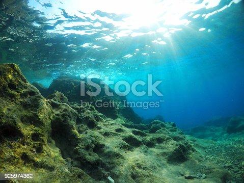 665352250 istock photo Underwater sea 925974362