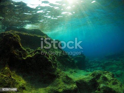 665352250 istock photo Underwater sea 925974486