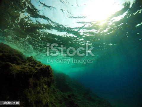665352250 istock photo Underwater sea 930549516