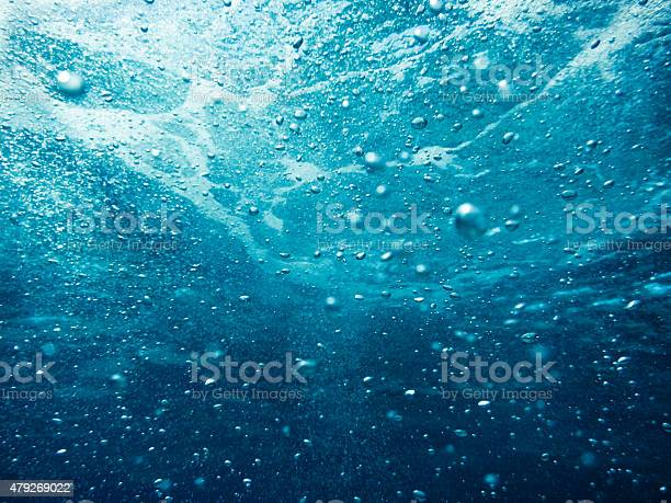 Photo of Underwater Splashes