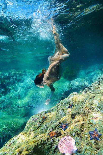 Echte Meerjungfrauen