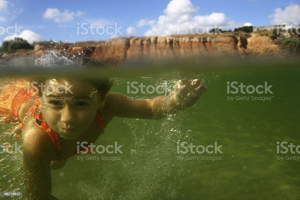 Underwater6 royalty-free stock photo