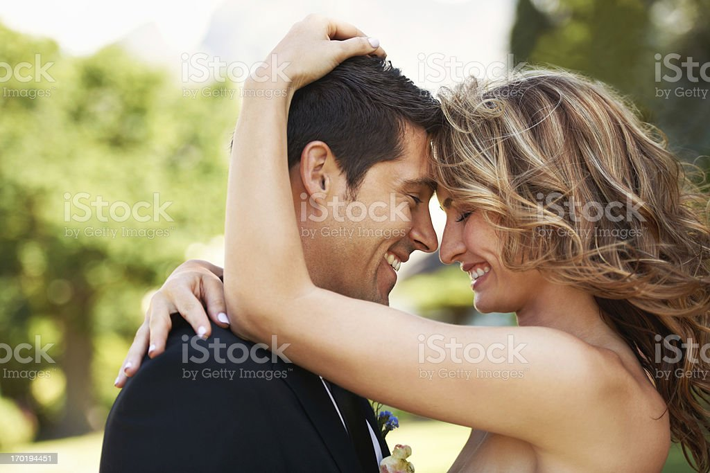 Undying love stock photo