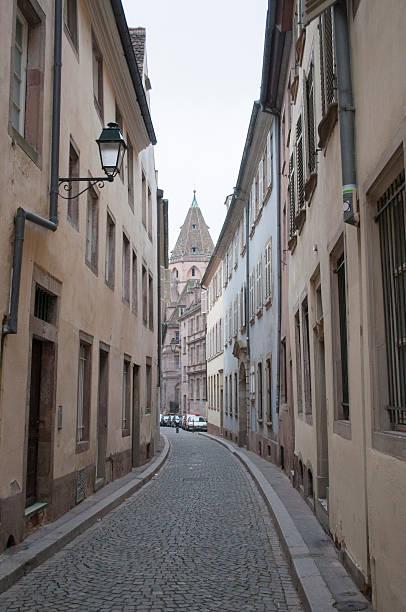 une rue à Strasbourg – Foto