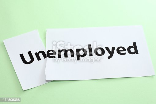 unemployed, employed