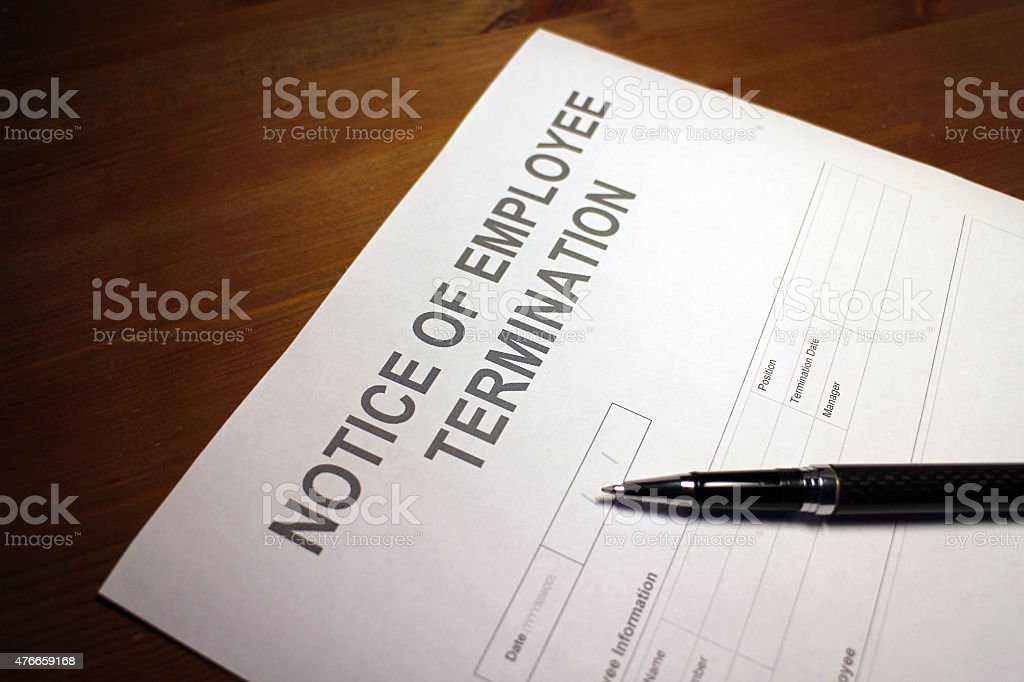 Unemployment stock photo
