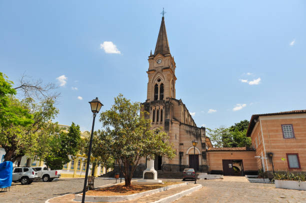 Unesco world historical heritage city of Goias Unesco world historical heritage city of Goias goiás city stock pictures, royalty-free photos & images