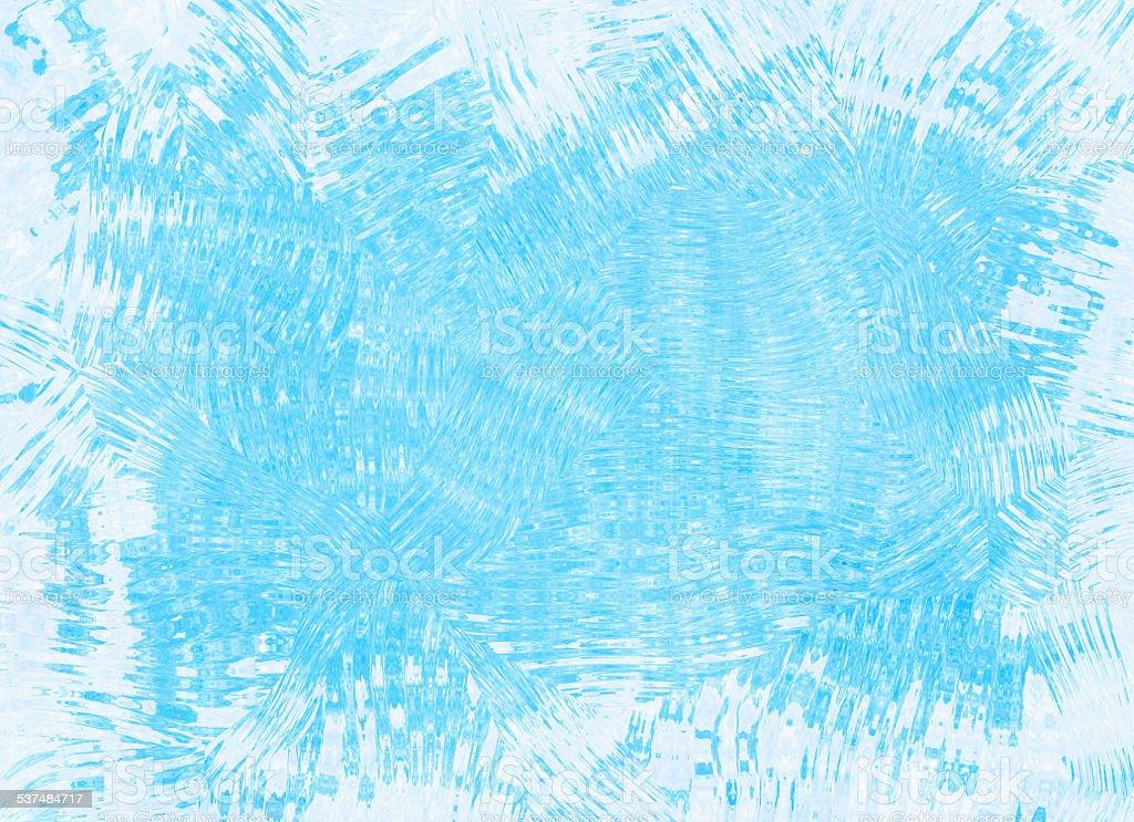Uneben Gefrorene Ice Blue Framehintergründe - Stockfoto | iStock
