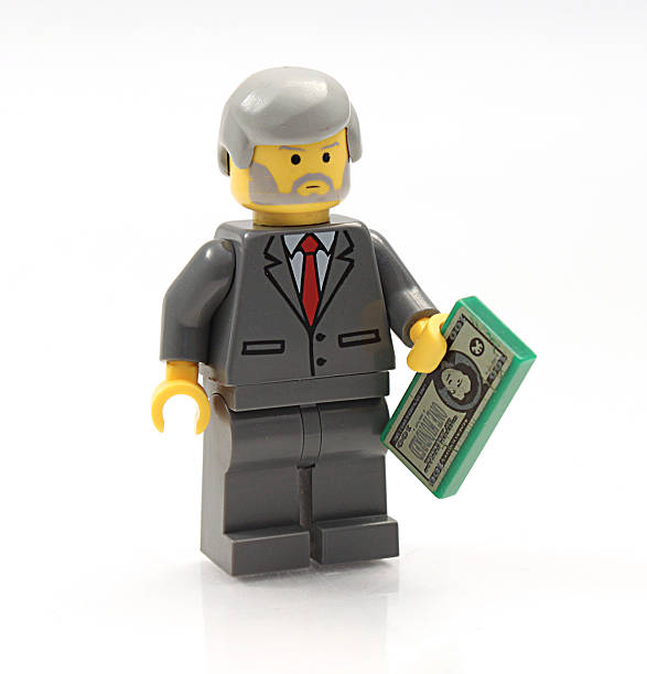 Unhappy Businessman stock photo