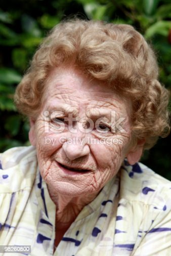 Unhappy Senior Stock Photo & More Pictures of Adult
