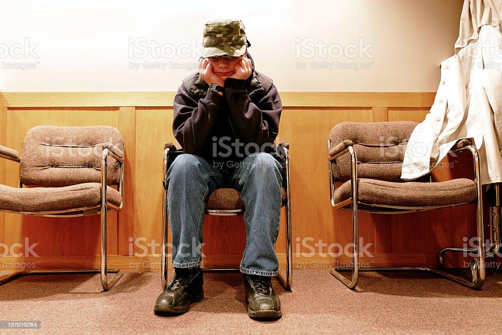 Principalu0027s Office Stock Photo. XL Unhappy Teen Boy Stock Photo