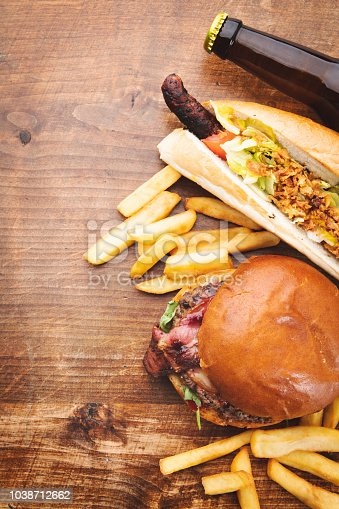 534317162istockphoto Unhealthy food ready to eat 1038712662