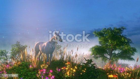 Unicorn in the wild