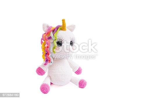 Amigurumi plano unicornio kawaii cojin unicornio alfiletero | Etsy | 339x509