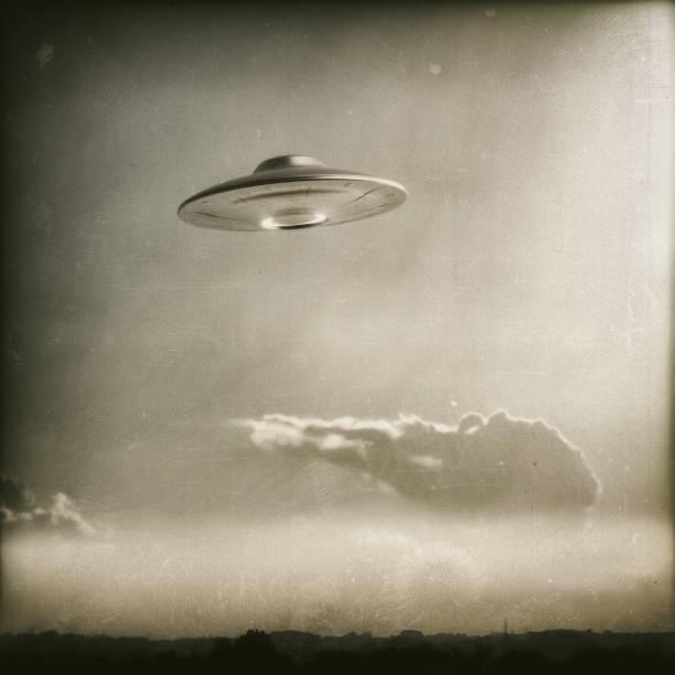 Unbekanntes Flugobjekt UFO – Foto