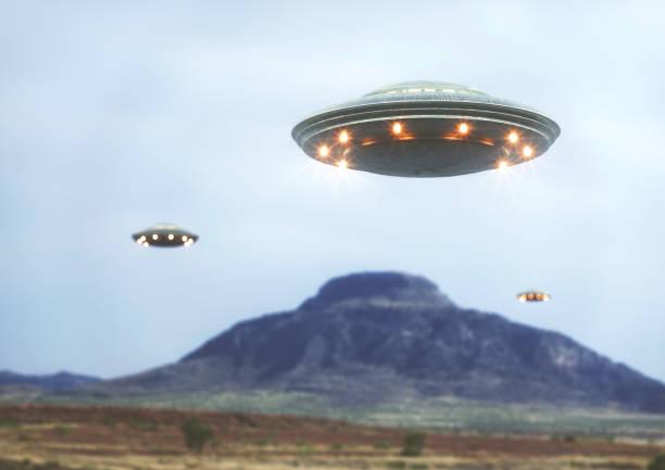 Unbekannte Flugobjekte UFO – Foto