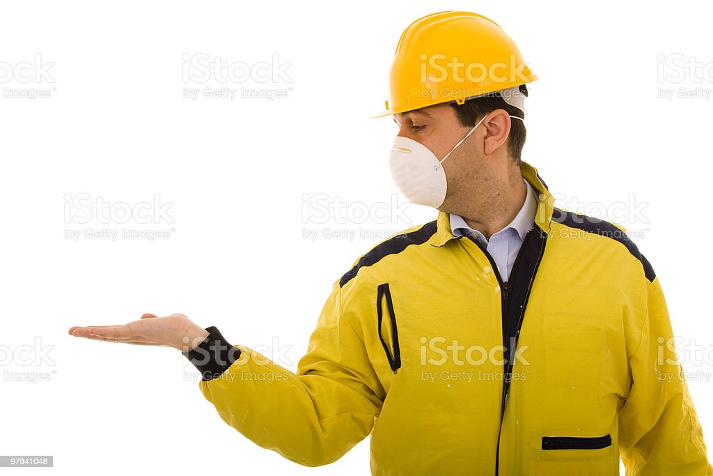Uniform protection royalty-free stock photo