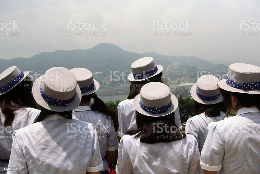 Uniforme da donna foto stock royalty-free