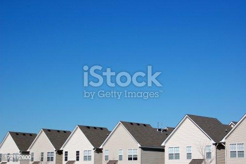 istock Uniformity in Housing 172172600