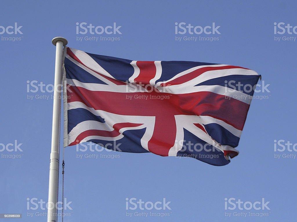 ユニオンジャックの旗イギリス アイルランド文化のストックフォトや