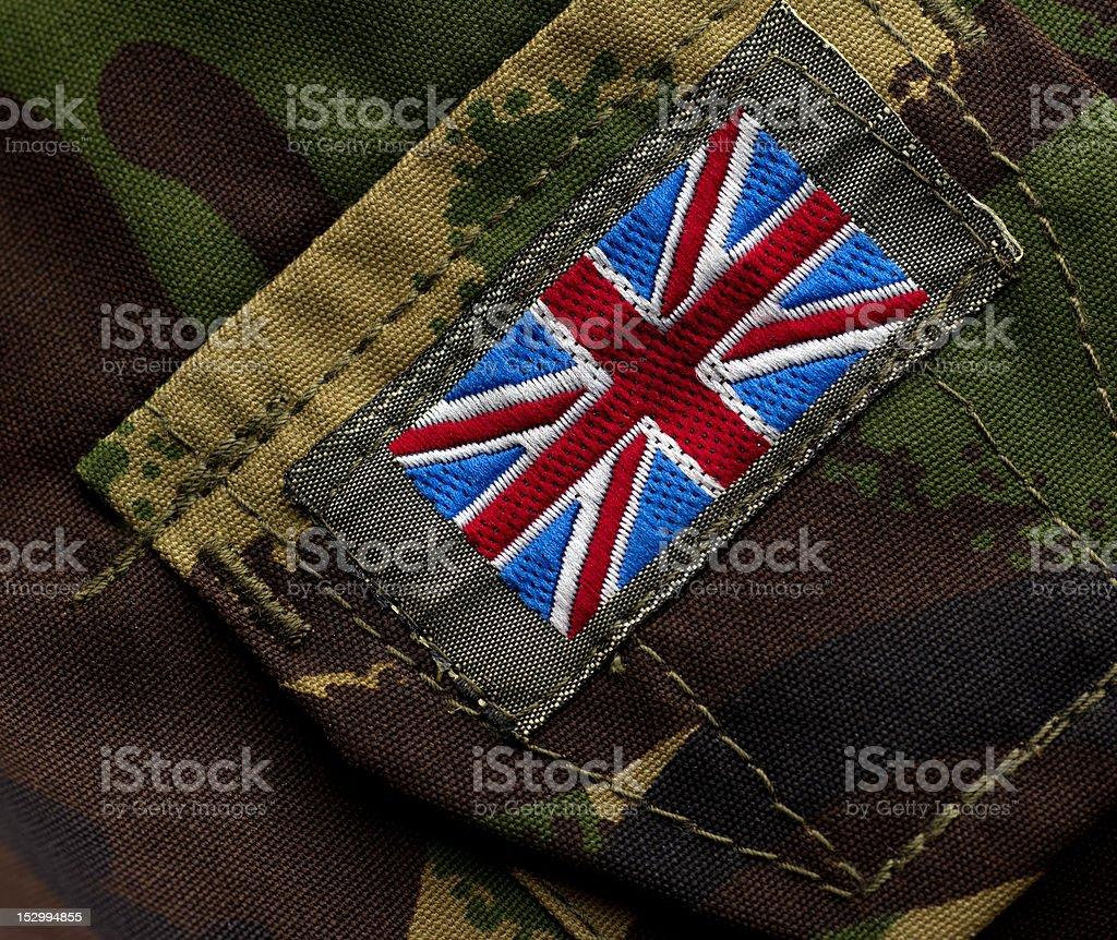Union Flag stock photo