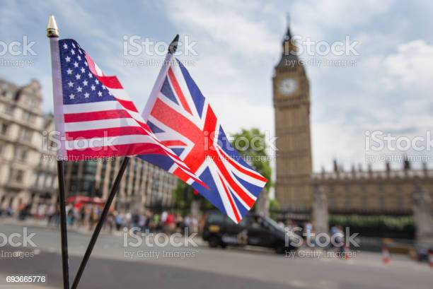 Union jack flag and the stars and stripes flag of the usa fluttering picture id693665776?b=1&k=6&m=693665776&s=612x612&h=qwizfsjhzbhxwuu1lmkoy4pnudjqf64n09bbpwlrvwa=