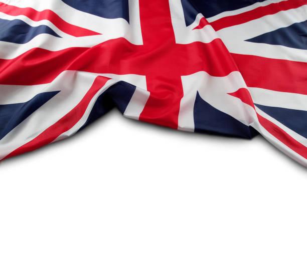 동성혼 잭볼 플래깅 - 영국 국기 뉴스 사진 이미지
