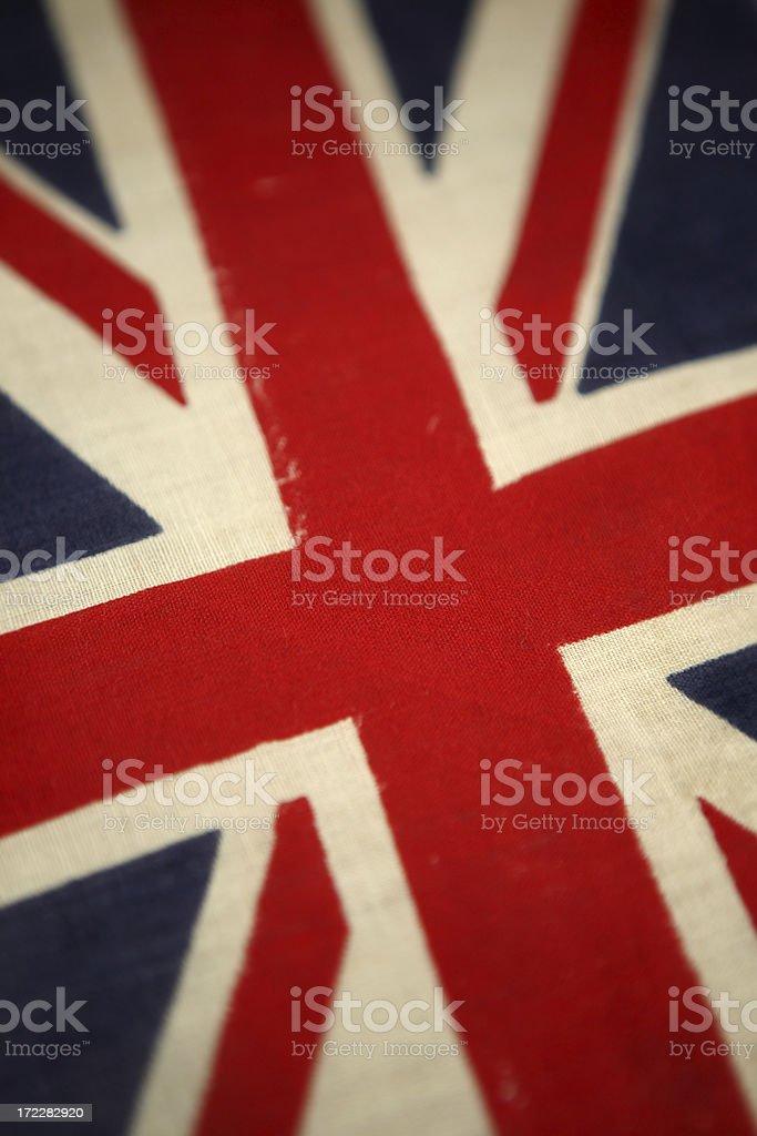 union jack royalty-free stock photo