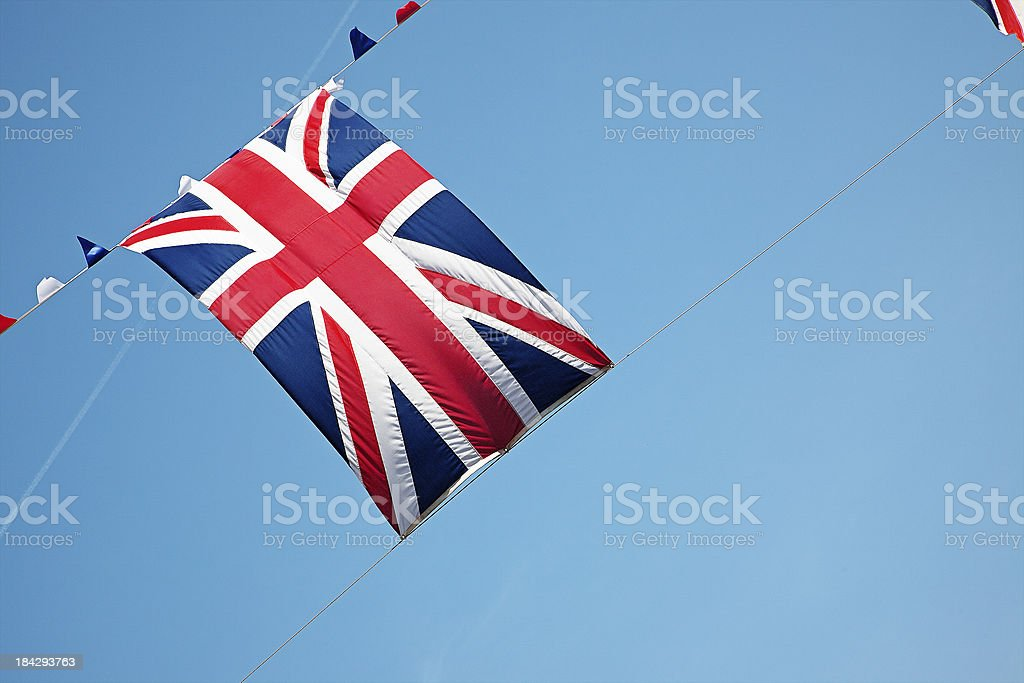 Union Jack royalty-free stock photo