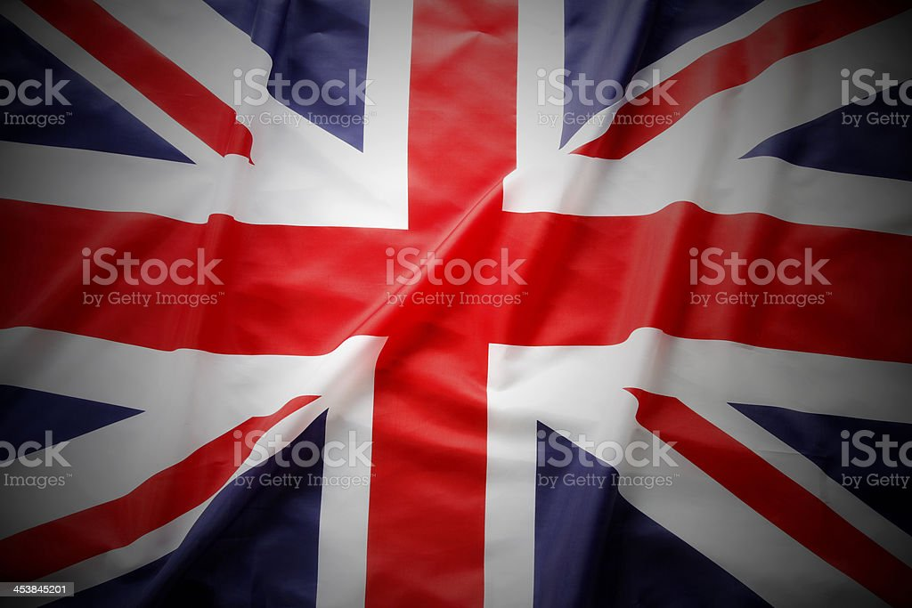 Union Jack stock photo