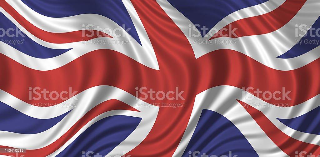 Union Jack - United Kingdom royalty-free stock photo
