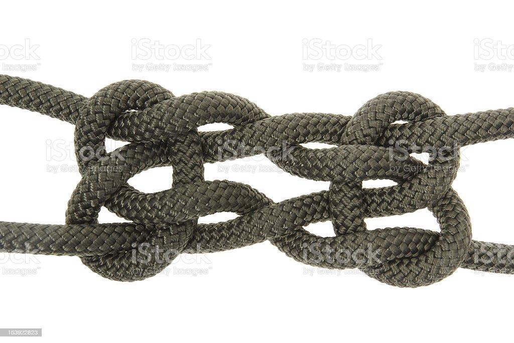 union knot royalty-free stock photo