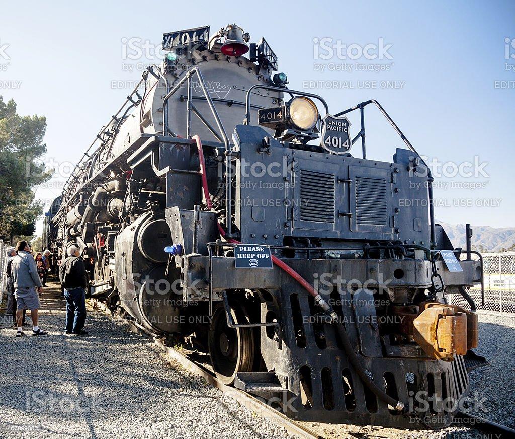 Fotografía de Union Pacific Big Boy 4014 Locomotora De Vapor y más ...