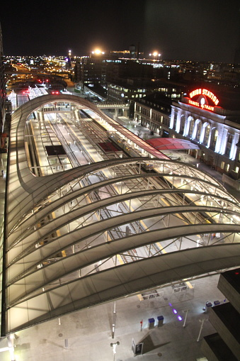 Union Station Denver Stockfoto und mehr Bilder von Bahnhof