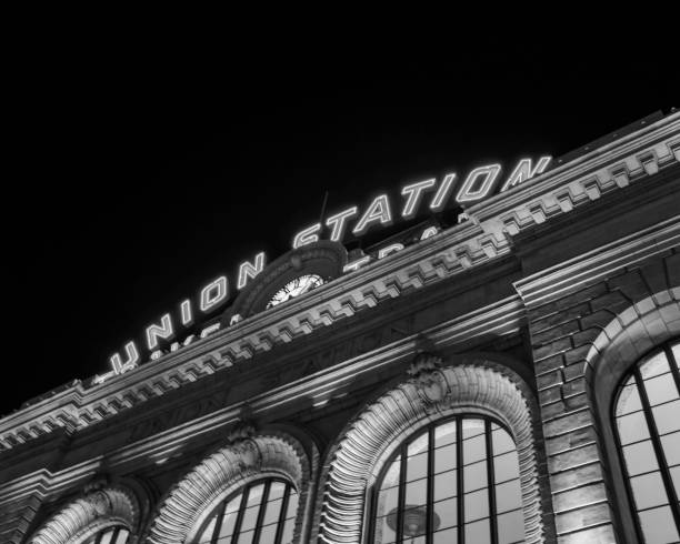 Union Station stock photo