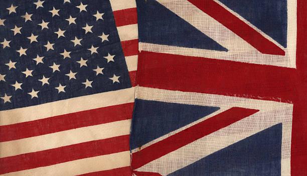 union usa - britse cultuur stockfoto's en -beelden