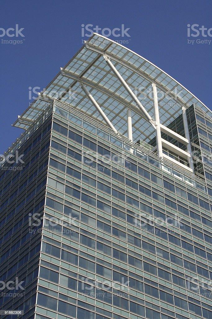 Unique Architecture stock photo