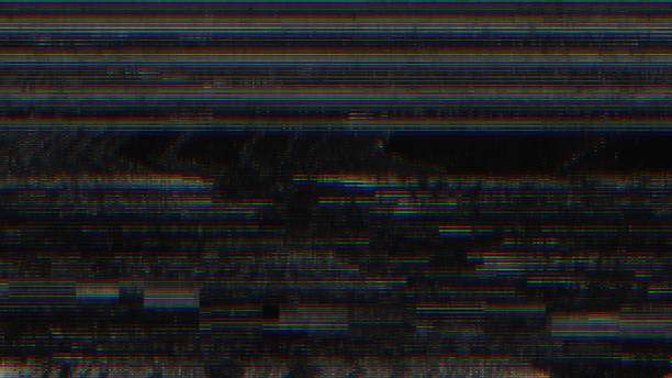 Unique Design Abstract Digital Pixel Noise Glitch Error Video Damage Unique Design Abstract Digital Pixel Noise Glitch Error Video Damage dilemma stock pictures, royalty-free photos & images