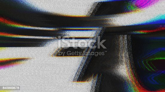845869662istockphoto Unique Design Abstract Digital Pixel Noise Glitch Error Video Damage 845869678