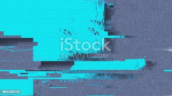845869662istockphoto Unique Design Abstract Digital Pixel Noise Glitch Error Video Damage 854405742