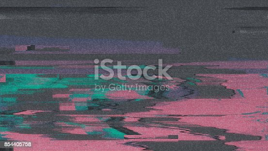 845869662istockphoto Unique Design Abstract Digital Pixel Noise Glitch Error Video Damage 854405758