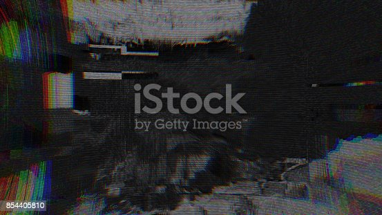 845869662istockphoto Unique Design Abstract Digital Pixel Noise Glitch Error Video Damage 854405810