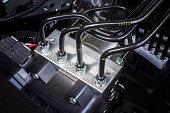istock ABS unit module control box. 1134453283