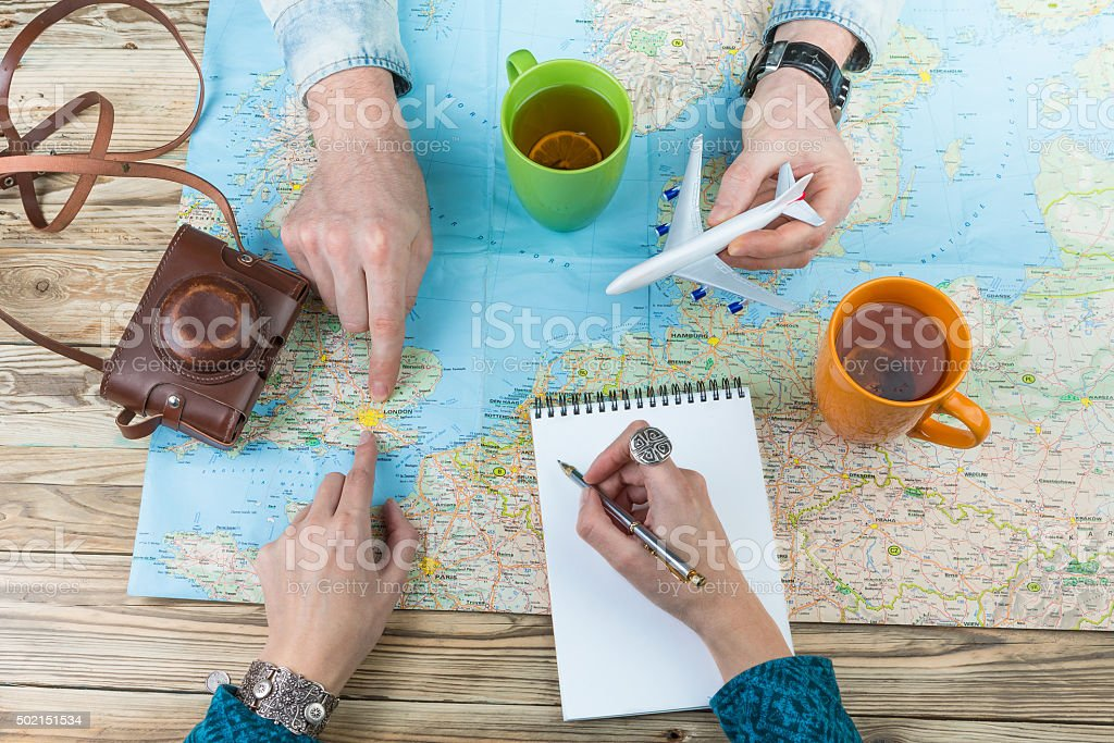 United Kingdom England is waiting for you! stock photo