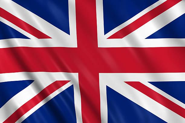 영국 플래깅 - 영국 국기 뉴스 사진 이미지