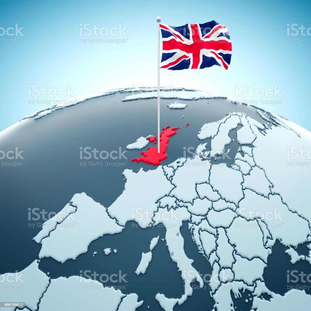 United Kingdom, London foto stock royalty-free